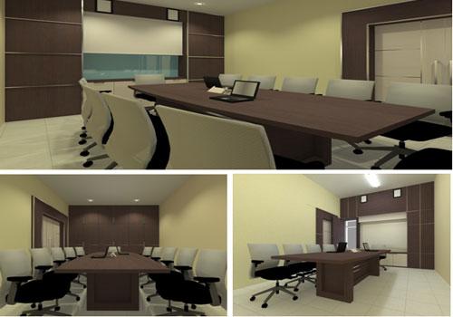 harga meja meeting Meja Kerja & Meeting