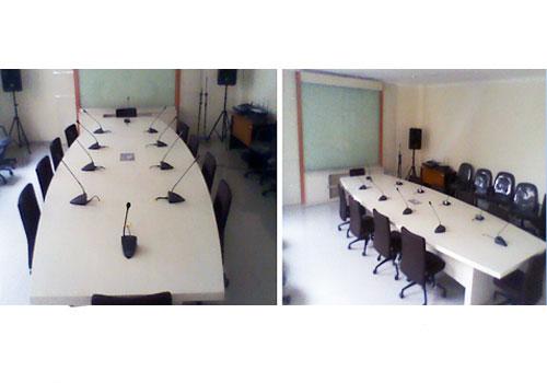 meja rapat murah Meja Kerja & Meeting